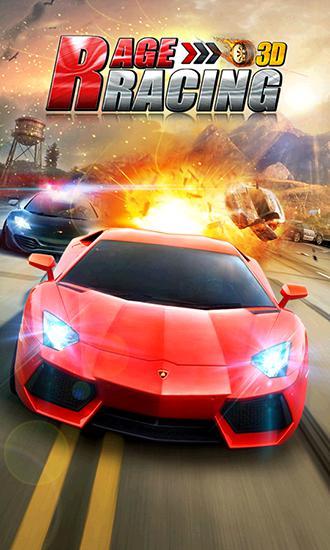 Rage racing 3D captura de pantalla 1