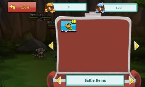 Terra monsters 2: Land of Afer screenshot 1