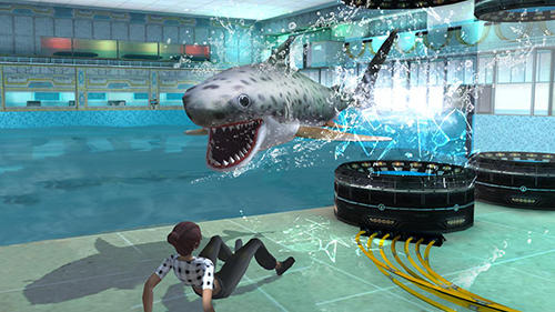 Whale shark attack simulator 2019 screenshot 1