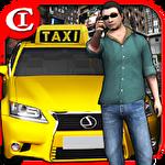 Crazy taxi simulator Symbol