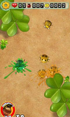 Bugs War pour Android