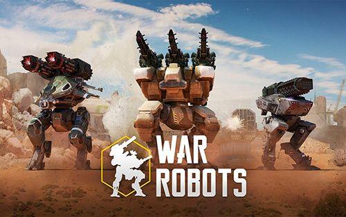 logo War robots