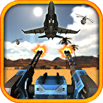 Plane shooter 3D: War game icono