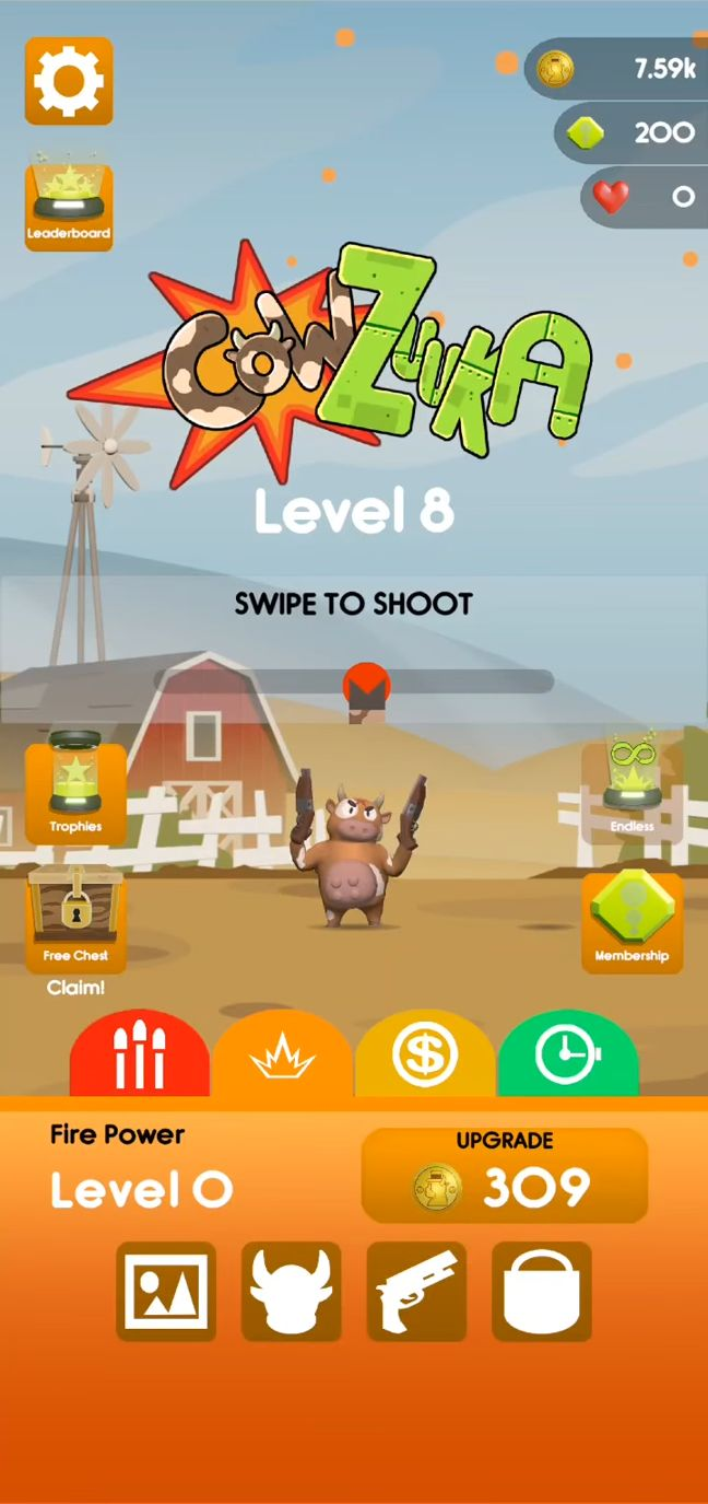 Cowzuuka for Android