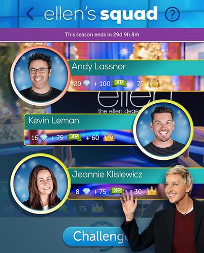 Dice with Ellen für Android