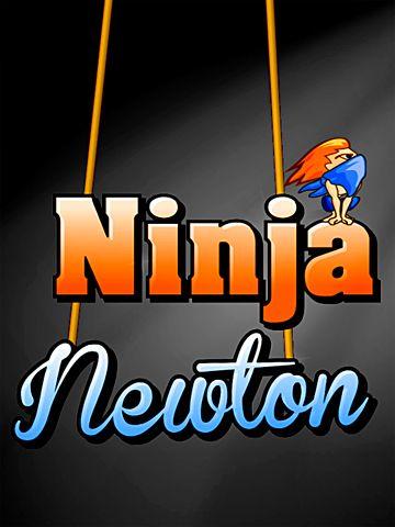 логотип Ніндзя Ньютон