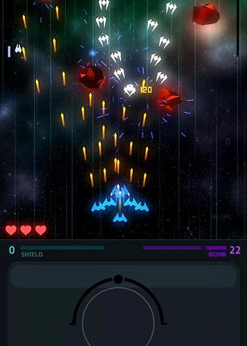 Space wingmen : Stylish arcade shooting für Android