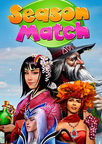 logo Jahreszeiten: Match Puzzle Abenteuer