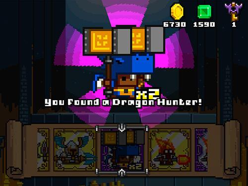 Arcade-Spiele Combo quest 2 für das Smartphone
