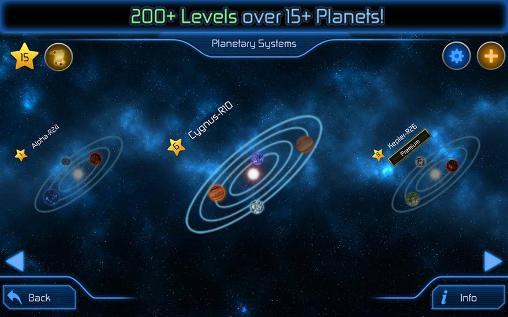 Interstellar defense screenshots
