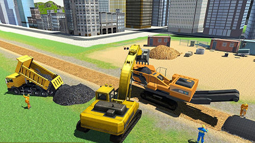 Construct railway: Train games für Android