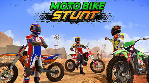 Moto bike racing stunt master 2019 скриншот 1