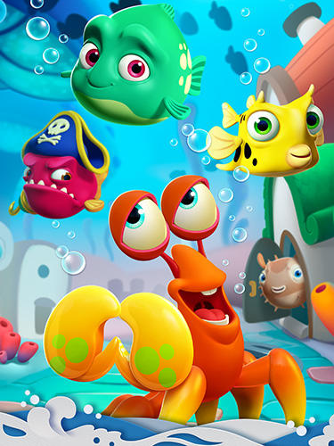 Undersea match and build para Android