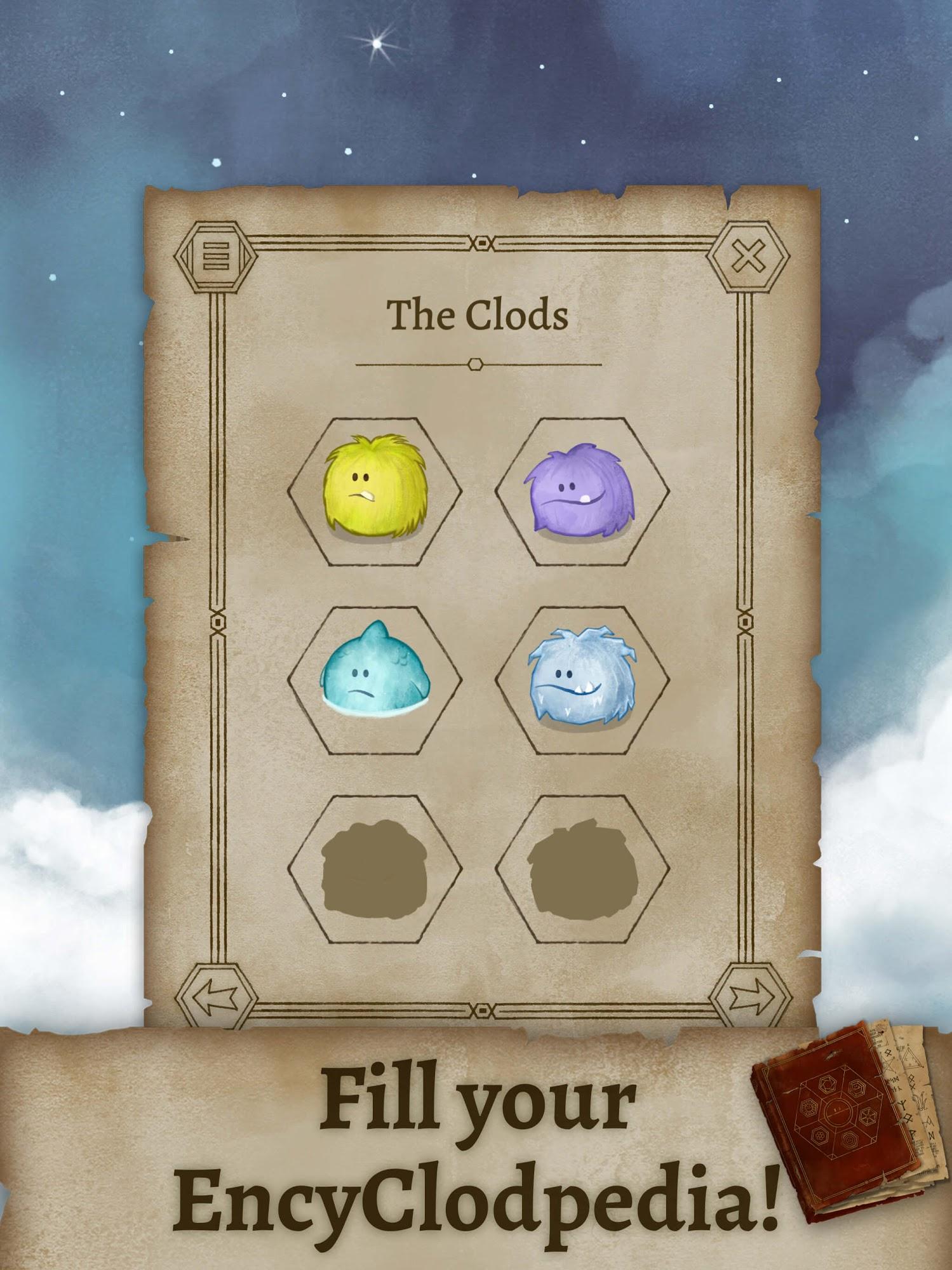 Clods Wallup screenshot 1