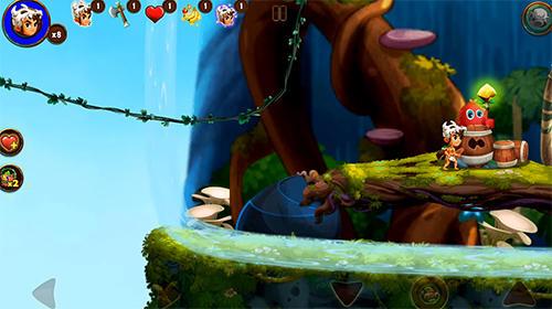 Jungle adventures 3 скриншот 1