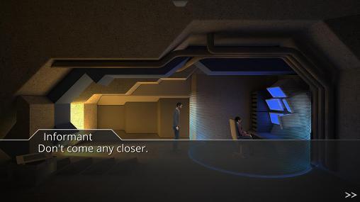 Lost echo Screenshot