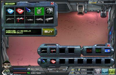 Убийца инопланетных Зомби - Мутантов для iPhone бесплатно