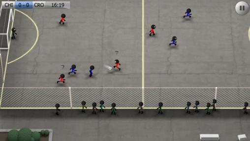 Le Football avec Stickman