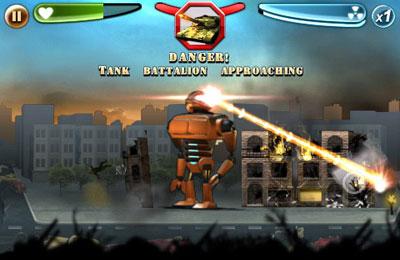 Robot Rampage на русском языке