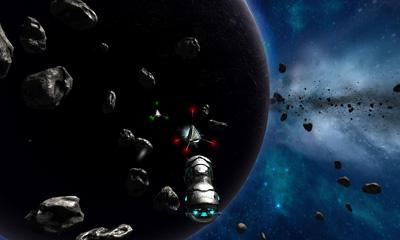 Arcade-Spiele Star-Draft Space Control für das Smartphone