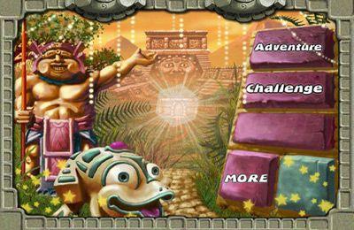Juegos de arcade: descarga Zuma a tu teléfono