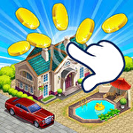 Tap tap capitalist: City idle clicker icon
