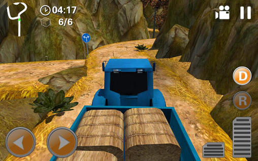 Off-road 4x4: Hill driver pour Android