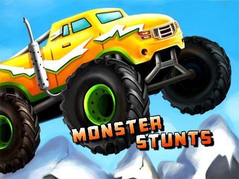 logo Monster Truck Stunts