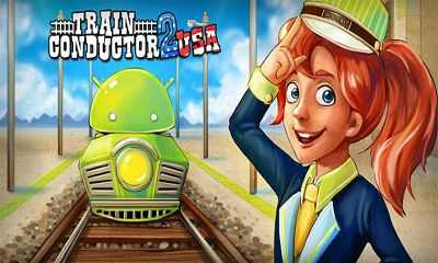 Train Conductor 2 USA скриншот 1