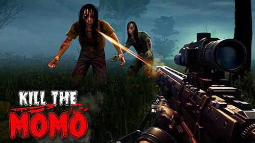 Momo game: Kill the Momo captura de pantalla 1