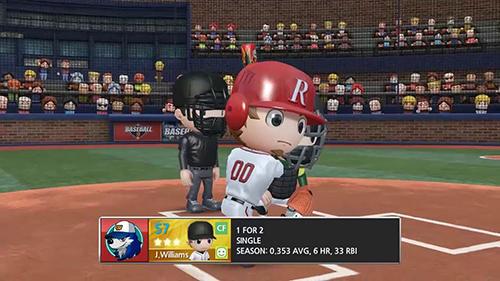 Sportspiele: Lade Baseball 9 auf dein Handy herunter