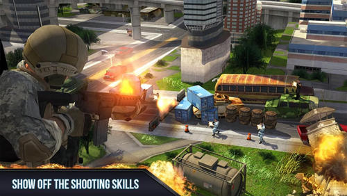 Air shooter 3D für Android
