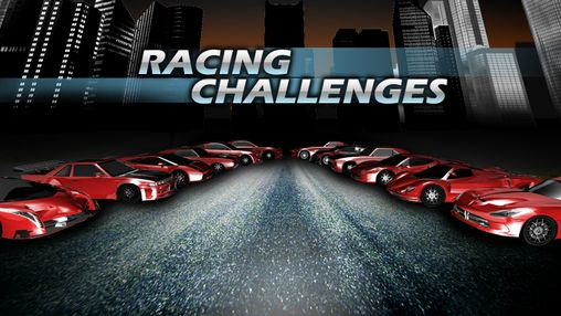 Racing challenges. Speed: ​​Car racing Symbol