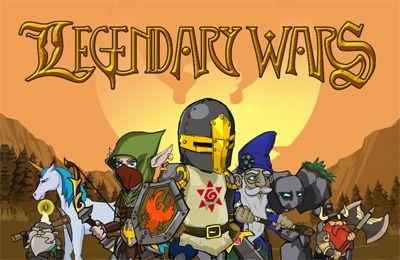 logo Les Guerres Légendaires