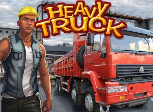 アイコン Heavy truck 3D: Cargo delivery
