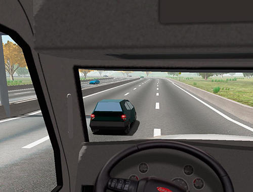 Simulation Truck simulator: Europe 2 für das Smartphone