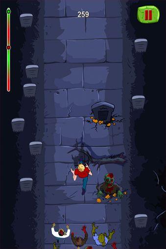 Zombie Monster Nacht für iPhone