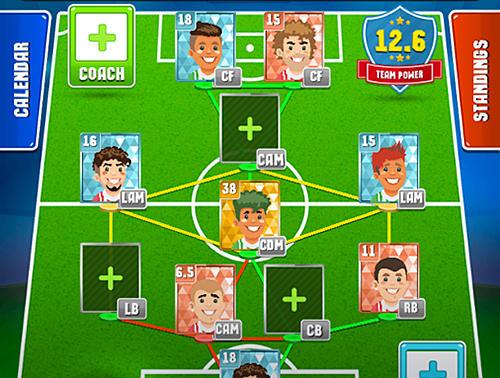 Soccer academy simulator auf Deutsch