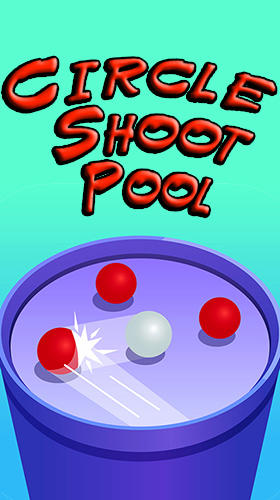 Circle shoot pool Screenshot