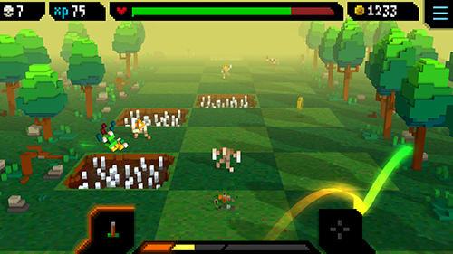 Indie-Spiele Flipping legend auf Deutsch