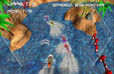 Boat Rush ( 3D Racing Games ) for iPhone