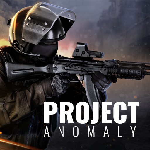 PROJECT Anomaly: online tactics 2vs2 icono