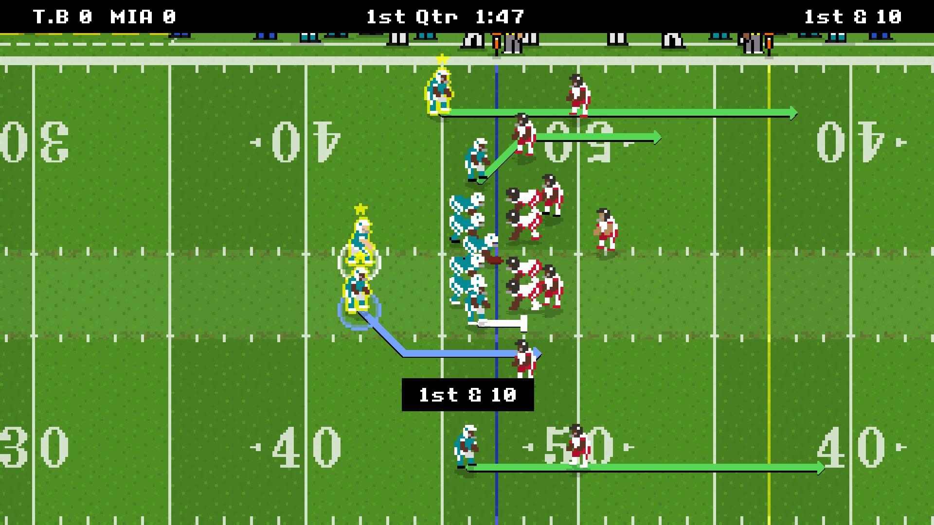 Retro Bowl для Android