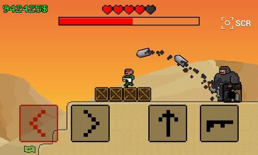 Pixel force captura de pantalla 1