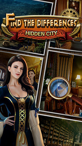 Hidden objects: Find the differences captura de tela 1