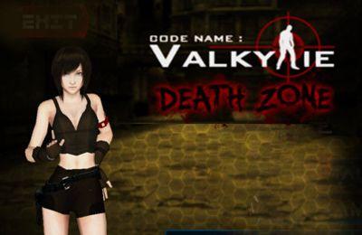 логотип Валькирия: Зона Смерти