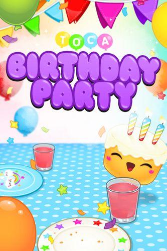 logo Toca: Cumpleaños