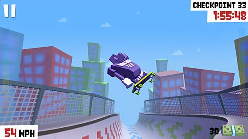 Skateur-star pour iPhone gratuitement
