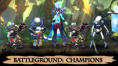 Battleground: Champions Screenshot