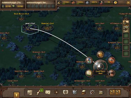 Tribal wars 2 screenshots